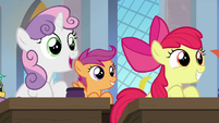 "Apple Bloom ""we wanna learn friendship!"" S8E12"