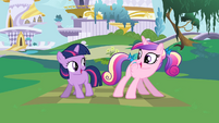Cadance is Best Foalsitter S02E25