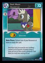 Dark Moon, Moonlit Colt card MLP CCG