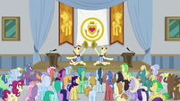 "Flim and Flam ""friendship college"" S8E16"