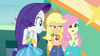 """Fluttershy """"how many people will be watching"""" EGROF"""