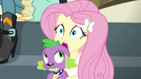 Fluttershy -are you okay-- EGS1