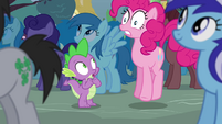 """Pinkie Pie """"may explode!"""" S4E16"""