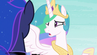 "Princess Celestia ""I thought if we worked together...!"" S7E10"