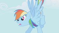 "Rainbow Dash ""Stampede!"" S1E04"