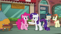 """Rarity """"Y-Yes, yes, yes"""" S6E3"""