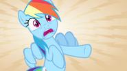 S04E11 Rainbow Dash rozpoznaje głos