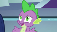 "Spike ""yeah, what she said"" S8E7"