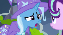 "Trixie ""kick his brother out of the hive!"" S7E17"