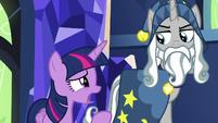 """Twilight Sparkle """"survive without the Elements"""" S7E26"""