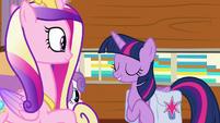 """Twilight Sparkle """"then it's settled"""" S7E22"""