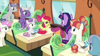 """Apple Bloom """"it makes for a better story"""" S8E6"""