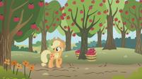 Applejack -I better get kickin'- S1E04