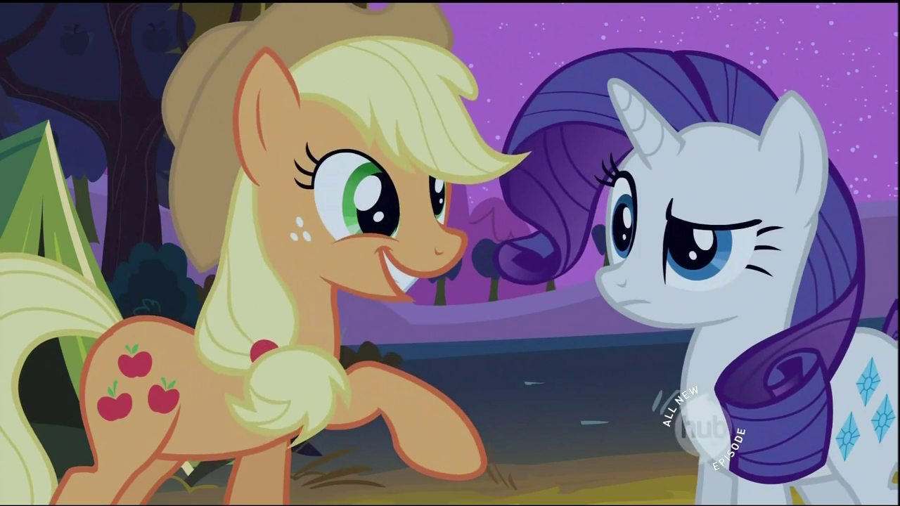 Applejack and Rarity0 S02E05.png