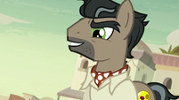 """Dr. Caballeron """"leading her right to me"""" S7E18"""