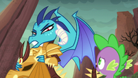 Ember --I have a Gauntlet to win-- S6E5