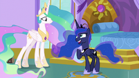 """Luna """"use some real-world downtime"""" S9E13"""