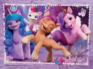 MLP A New Generation 4-in-1 12-piece puzzle by Ravensburger