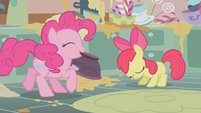 """Pinkie Pie """"What game you want to play next?"""" S1E12"""