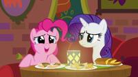 "Pinkie Pie blissful ""so good!"" S6E12"