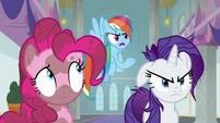 """Rainbow """"a fake summons from the map?"""" S8E15"""