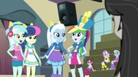 Rainbow Dash -magic of friendship- EG3