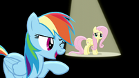 """Rainbow singing """"if you just give it your all"""" S6E11"""