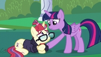 S05E12 Twilight pociesza Moondancer