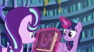S07E14 Twilight pokazuje Starlight dziennik przyjaźni