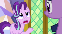 Starlight Glimmer -in our childhood home- S7E24