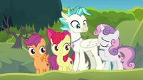 """Sweetie Belle singing """"this is your home"""" S8E6"""