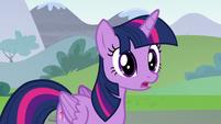 "Twilight ""for the good of all Equestria"" S5E22"