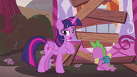 "Twilight ""not sure anything we know is the same"" S5E25"