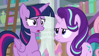 Twilight -has to be causing this- S8E25