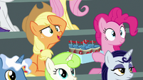 """Applejack """"all of Ponyville is here"""" S8E20"""