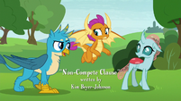 """Gallus """"getting out of the classroom"""" S8E9"""