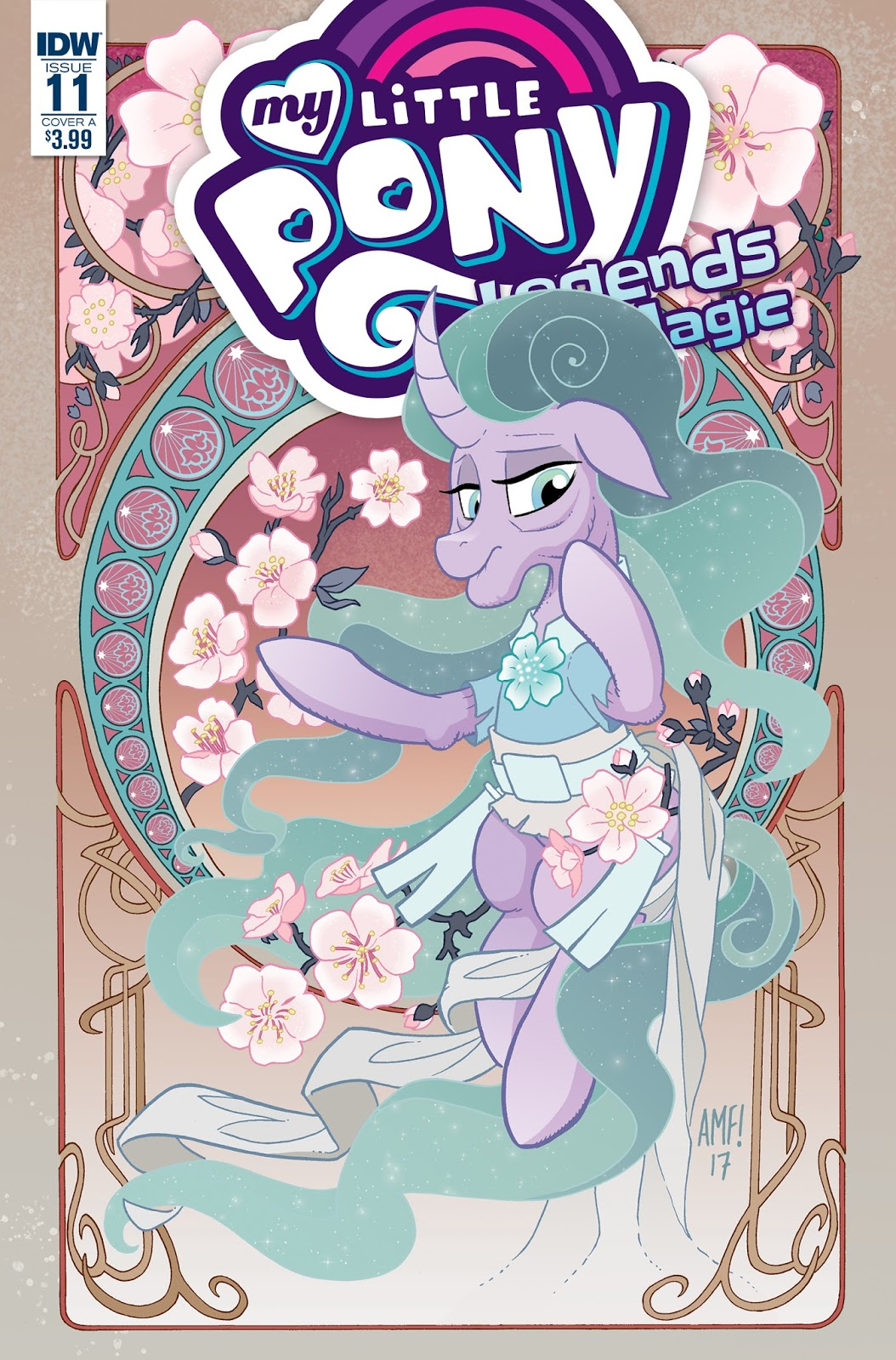 Legends of Magic Issue 11