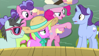 """Pinkie Pie """"I'm glad you asked"""" MLPS5"""