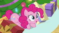 "Pinkie Pie ""something super big"" BGES2"
