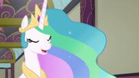 """Princess Celestia """"not even a princess"""" S8E1"""