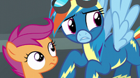 """Rainbow Dash """"just needed some help"""" S6E7"""