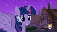 S03E13 Twilight martwi się nową rolą