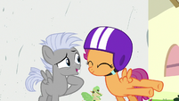 Scootaloo believes in Chipcutter S7E6