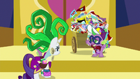 """Spike """"I think maybe you're right"""" S9E19"""