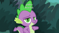 Spike overconfident in himself S9E23