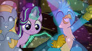 Starlight approves of Octavia's field trip S9E20.png