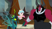 """Tirek """"impossible for any other creature"""" S9E24"""