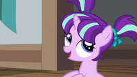 "Young Starlight ""you and me playing this game"" S7E24"