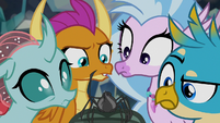 Young four meet Spindle S8E22
