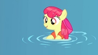 """Apple Bloom """"you think I could be an aquapony"""" S4E20"""